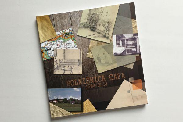 Knjiga Bolnica Cafa 1944-2014