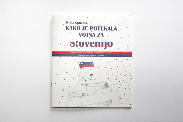 Miha spozna, kako je potekala vojna za Slovenijo